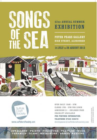 Aldeburgh - Summer Exhibition